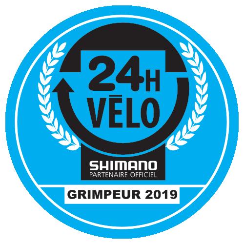 24 Heures Vélo Shimano Grimpeur 2019